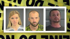 Three Charged in Murder-for-Hire Plot